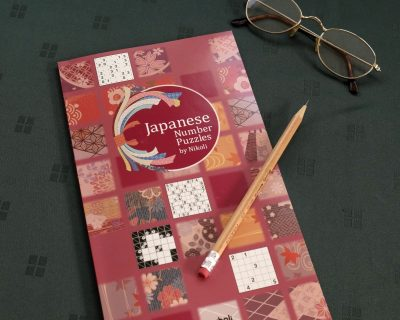 Japanese Number Puzzles by Nikoli
